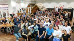 Startup Weekend: hacking the world into a better place