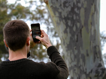 The smartphone app helping in the fight against climate change